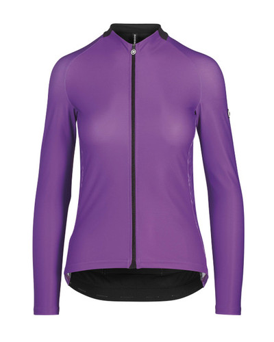 Assos - UMA GT Spring Fall Long Sleeve Jersey - Women's - Venus Violet