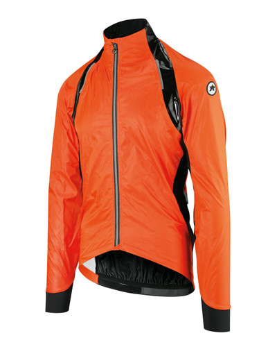 Assos - RS Sturm Prinz EVO Unisex Cycling Rain Jacket - Lolly Red