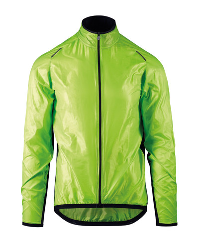Assos - Mille GT Men's Wind Jacket - Visibility Green