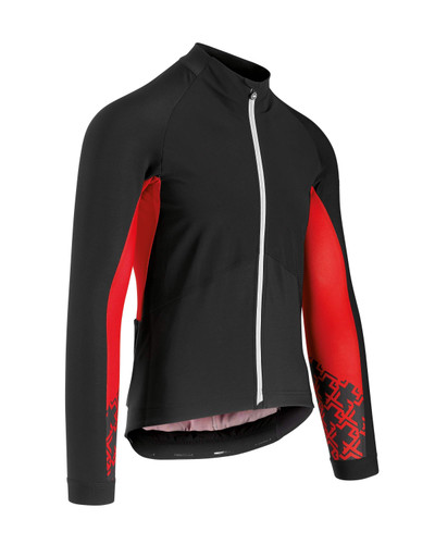Assos - Mille GT Men's Spring/Autumn Jacket - National Red