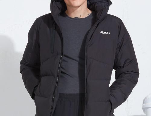 2XU - UTILITY Men's Insulation Jacket - Black/Black - Autumn/Winter 2020