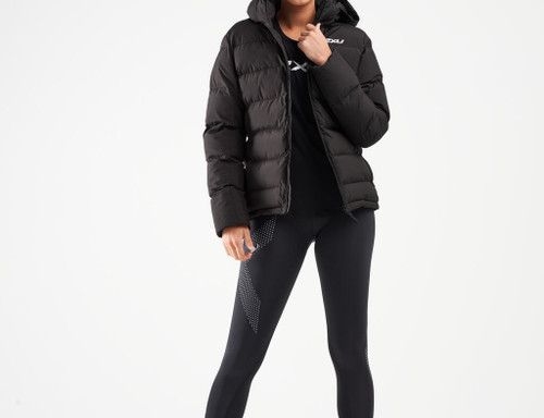 2XU - UTILITY Women's Insulation Jacket - Black/Black - Autumn/Winter 2020