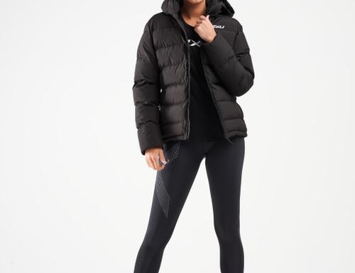 2XU - UTILITY Women's Insulation Jacket - Black/Black - Autumn/Winter 2020
