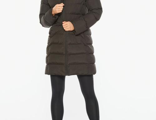 2XU - UTILITY Women's Insulated Longline Jacket - Black/Black - Autumn/Winter 2020