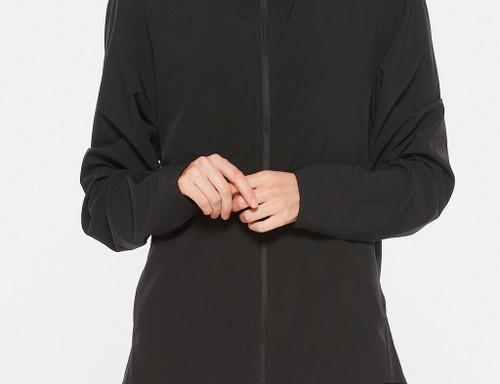 2XU - XVENT DWR Women's Jacket - Black/Silver Reflective - Autumn/Winter 2020