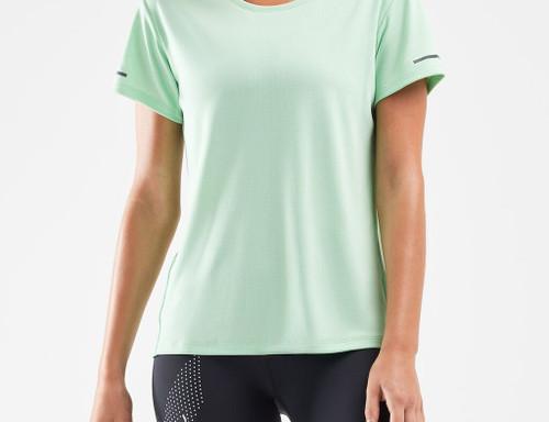 2XU - XVENT Women's G2 Short-Sleeve Tee - Neo Mint/Silver Reflective - Autumn/Winter 2020