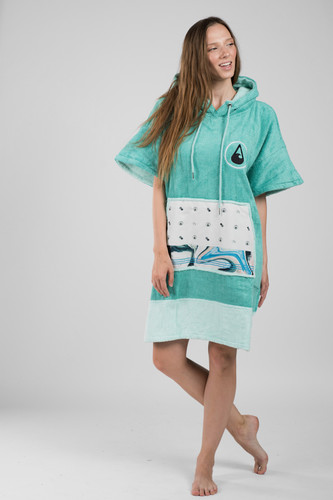 Wave Hawaii - Poncho - Unisex - Liz - Height 155-185cm