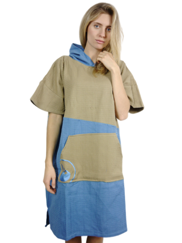 Wave Hawaii - Travel Poncho - Unisex - Light - Height 165-200cm