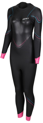 Zone3 - Valour Wetsuit - Womens - Ex-Rental One Hire