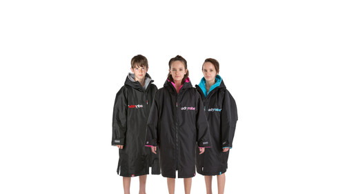 Dryrobe - Advance Long Sleeve Changing Robe - Kids 10-14