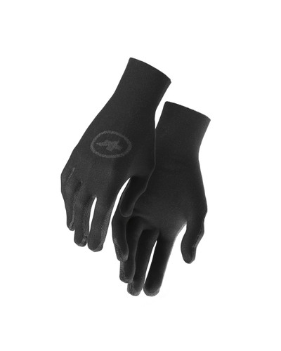 Assos - Unisex Spring/Autumn Liner Gloves - Black Series