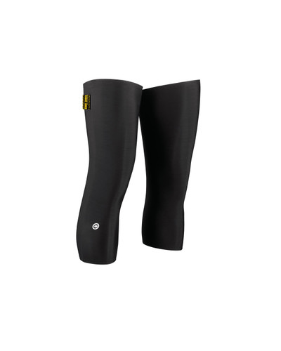 Assos - Knee Warmers_EVO7 - Unisex - Block Black