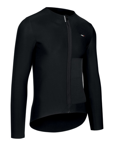 Assos - EQUIPE RS Men's Winter Long-Sleeve Mid-Layer Thermobooster - Black Series