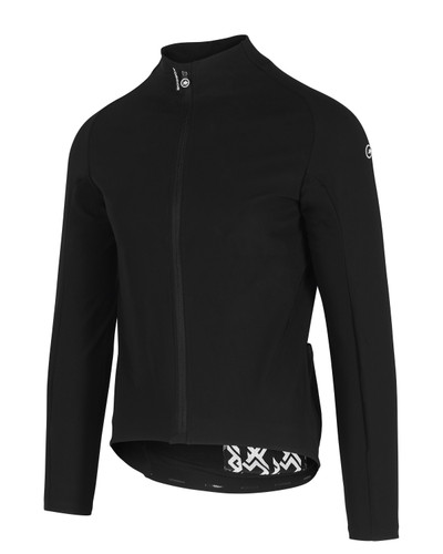 Assos - MILLE GT ULTRAZ Men's Winter Jacket EVO - Black Series