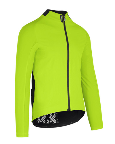 Assos - Men's MILLE GT ULTRAZ Winter EVO Jacket - Visibility Green