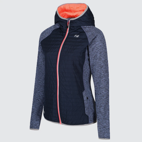 Zone3 - Women's Hybrid Puffa Quilted Jacket - Autumn/Winter 2020
