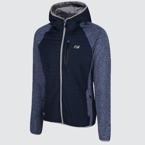Zone3 - Men's Hybrid Puffa Quilted Jacket - Autumn/Winter 2021