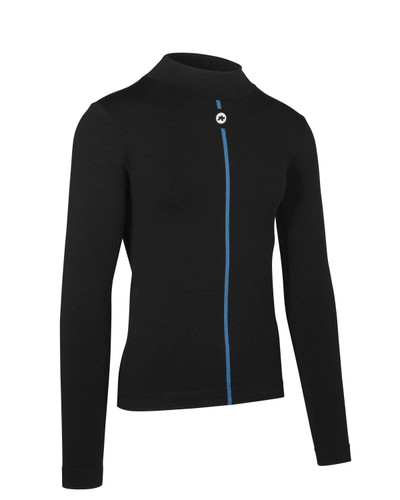 Assos - Men's Winter Long-Sleeved Base Layer - Black Series