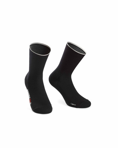 Assos - Men's RSR Socks - Black Series