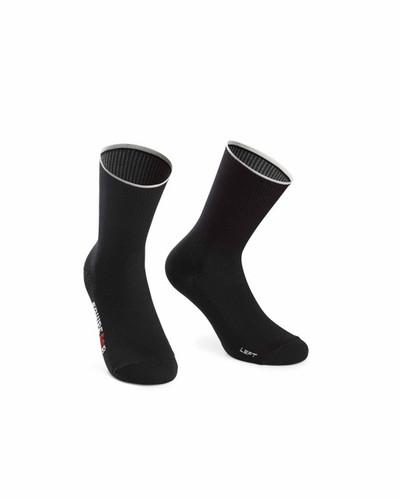 Assos - Men's RSR Socks - Black Series