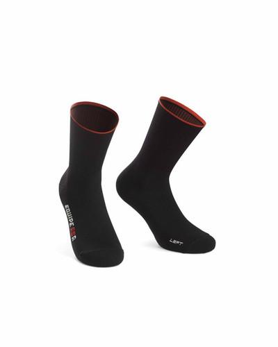 Assos - RSR Unisex Socks - National Red