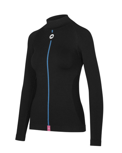 Assos - Women's Winter Long Sleeve Skin Layer - Black Series