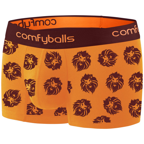 Comfyballs - Cotton Regular Boxer - Men's - Lion King
