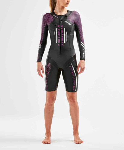 2XU - Pro-Swim Run Pro Wetsuit - Women's - Ex-Rental 1 Hire