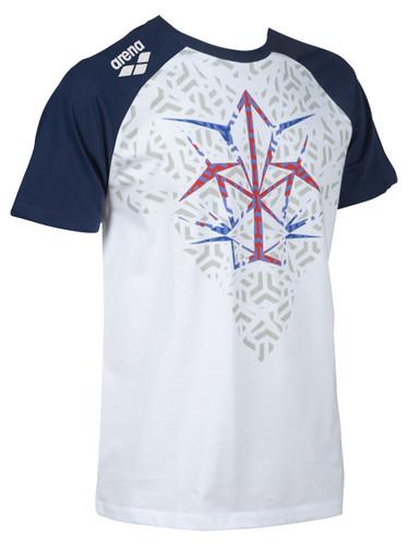 Arena - Bishamon Raglan T-Shirt - Unisex - UK