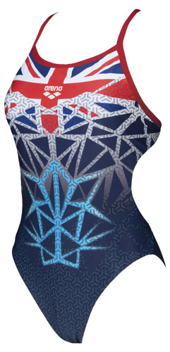 Arena - Women's Bishamon Challenge Back One-Piece Swimsuit