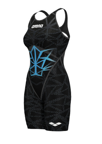 Arena - Carbon Core FX Open Back Women's Swimsuit - Warriors