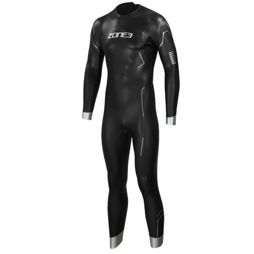 Zone3 - Men's Agile Wetsuit 2021 - Black/Silver/Gunmetal