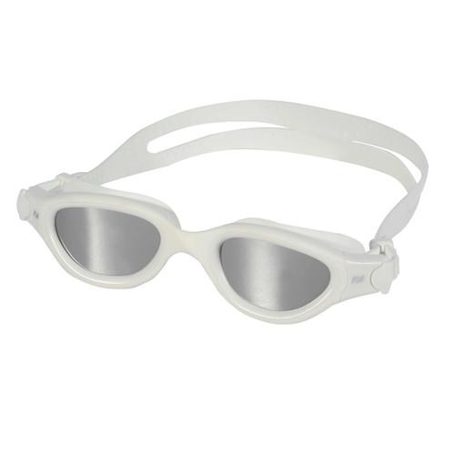 Zone3 - Venator-X Goggles 2021 - White/White, Polarising Revo Silver lenses