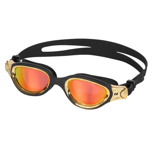 Zone3 - Venator-X Goggles - Black/Metallic Gold - Polarized Revo Gold lens - 2021