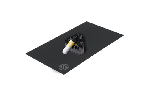 Saris - Complete Accessory Kit for Indoor Bike Trainer, with Mat, Climbing Block & Towel