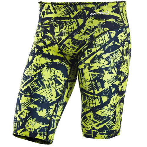 Orca - Jammers - Men's - Blue Lime - 2021