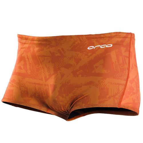 Orca - Square Leg - Men's - Orange - 2021