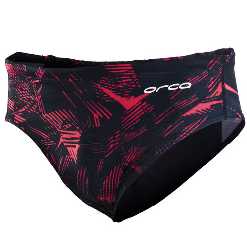 Orca - Swim Briefs - Men's - Red - 2021