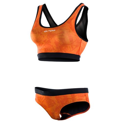 Orca - Women's Bikini 2021 - Orange