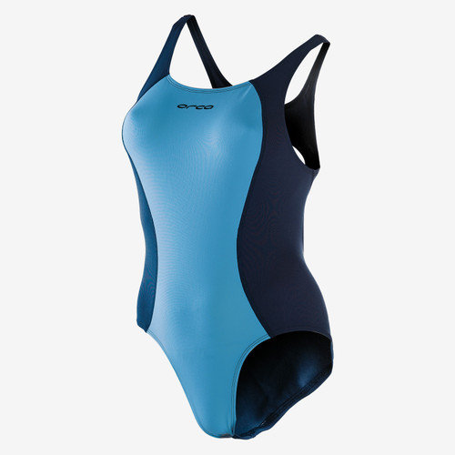 Orca - RS1 Women's One-Piece Swim Costume 2021 - Blue