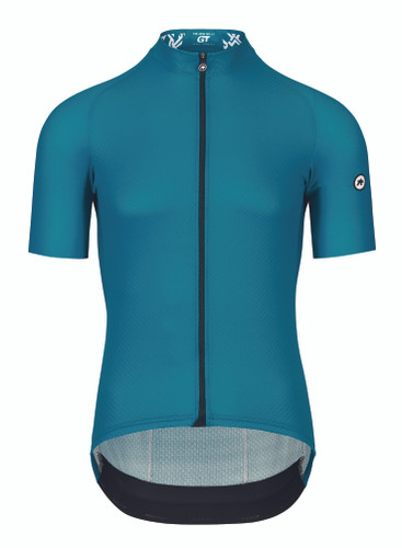 Assos - MILLE GT Men's Summer Short Sleeve Jersey c2 2021 - Adamant Blue
