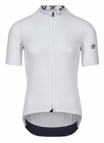 Assos - MILLE GT Men's Summer Short Sleeve Jersey c2 2021 - Holy White
