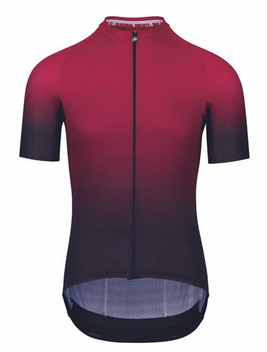 Assos - MILLE GT Men's Summer Short-Sleeved Jersey c2 Shifter 2021 - Vignaccia Red