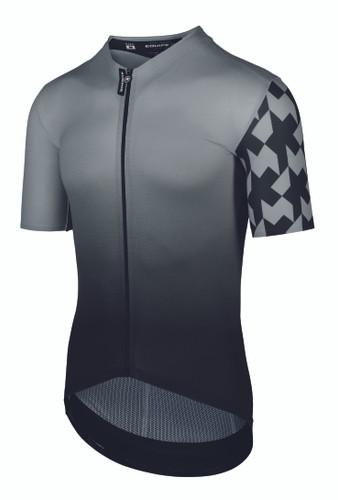 Assos - EQUIPE RS Men's Summer Short-Sleeved Jersey Prof Edition 2021 - Gerva Grey