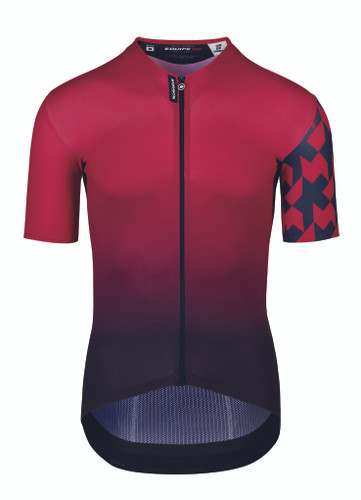 Assos - EQUIPE RS Summer Short Sleeve Jersey Prof Edition - Men's - Vignaccia Red - 2021