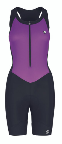 Assos - UMA GT Women's Summer NS Bodysuit EVO 2021 - Venus Violet