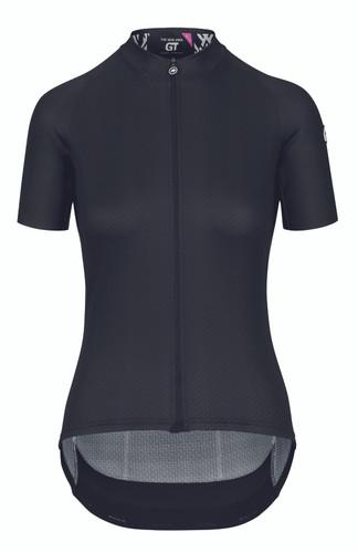 Assos - UMA GT Women's Summer Short-Sleeve Jersey c2 2021 - Black Series
