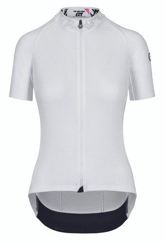 Assos - UMA GT Women's Summer Short Sleeve Jersey c2 2021 - Holy White