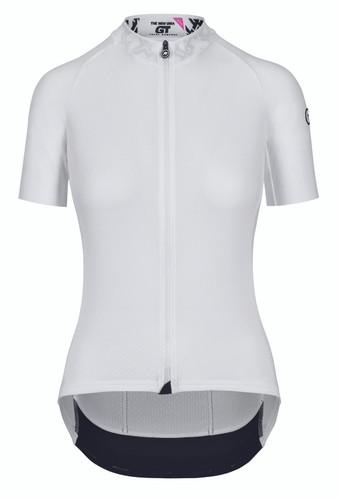 Assos - UMA GT Women's Summer Short Sleeve Jersey c2 2021 - Holy White