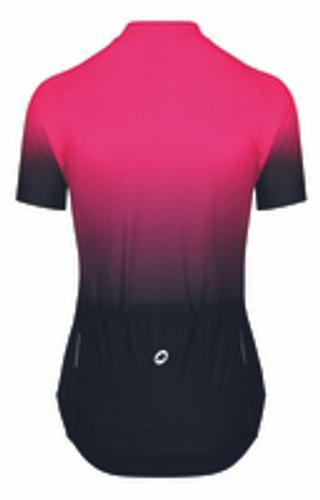 Assos - UMA GT Women's c2 Shifter Summer Short Sleeve Jersey 2021 - Foxyriser Pink